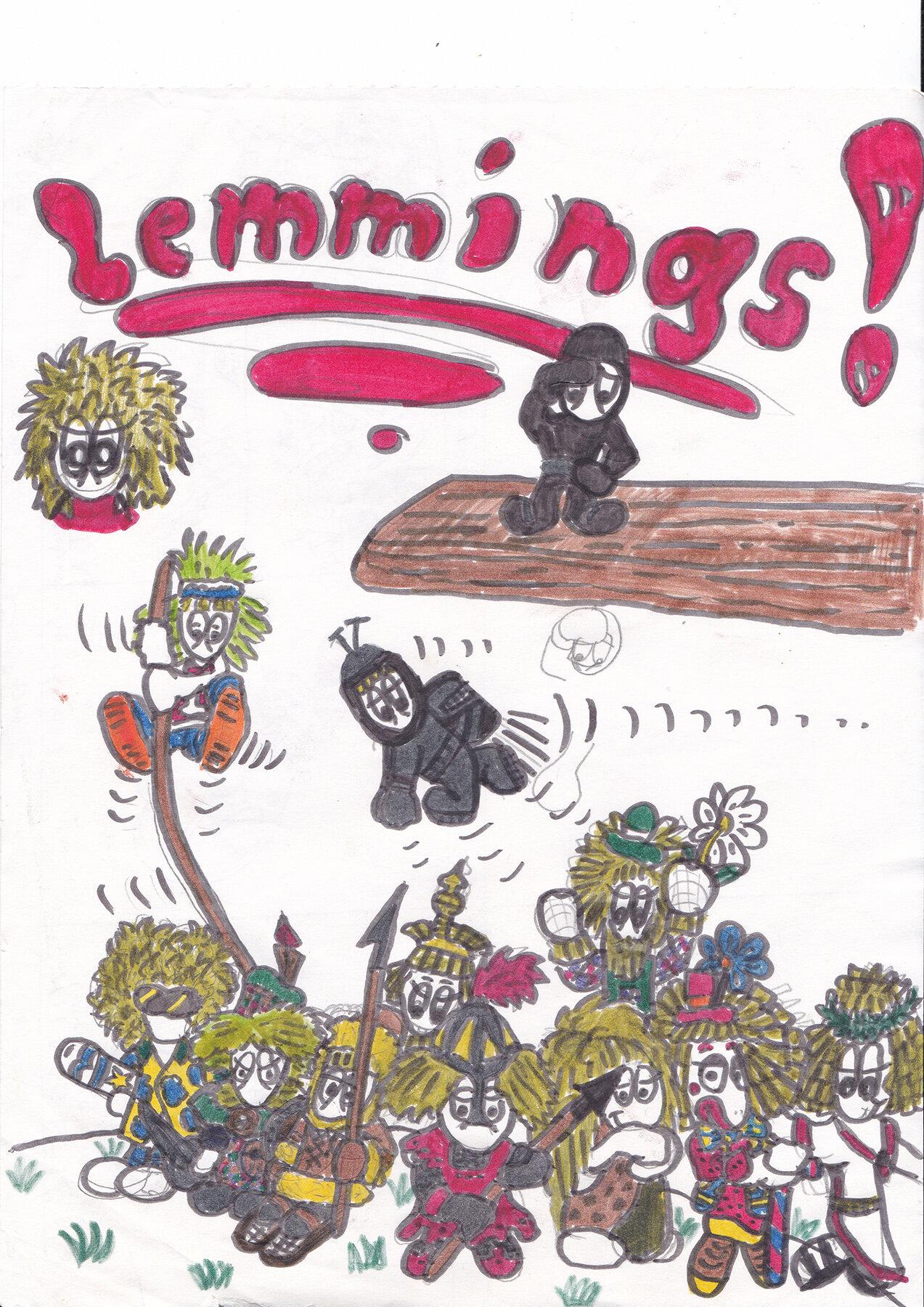 Lemmings 2 (1993/94)
