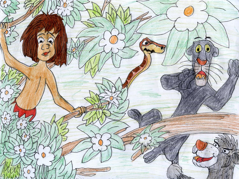 Disney: Dschungelbuch (1993)