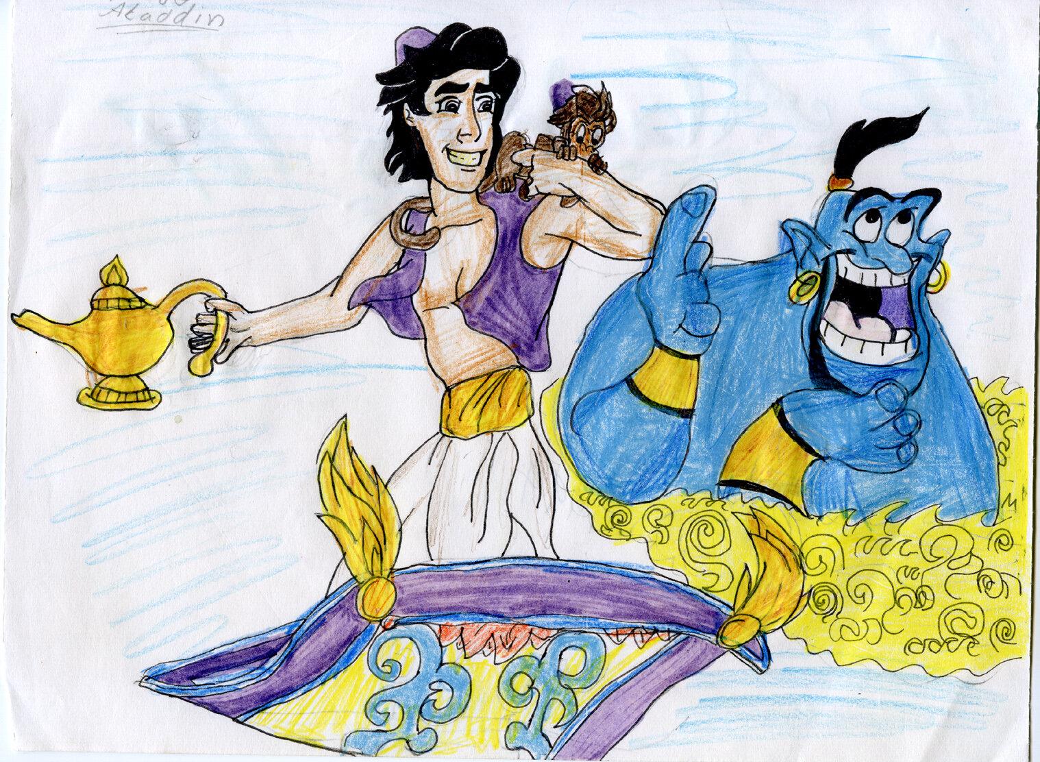 Disney: Aladdin (1994)