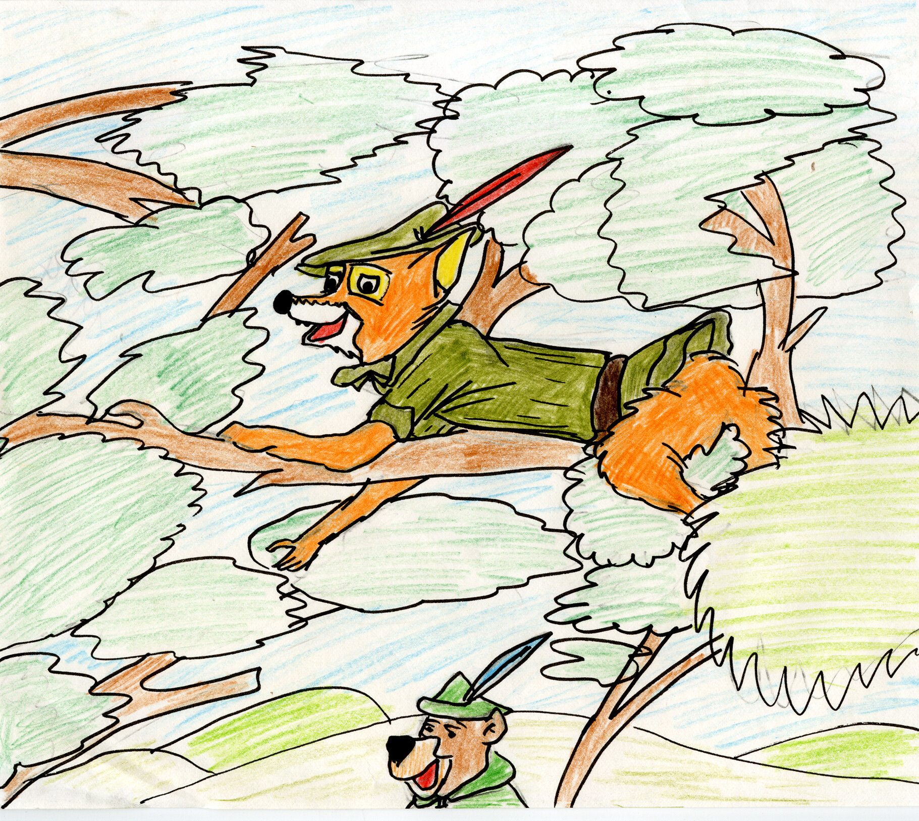 Disney: Robin Hood (1994)