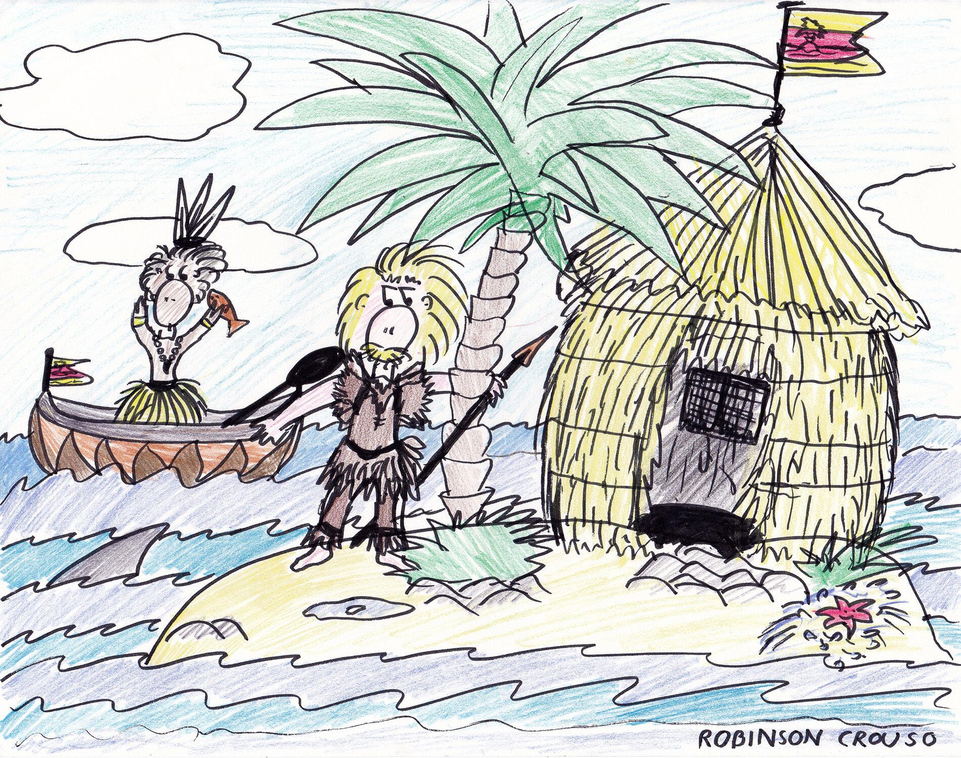 Robinson Crusoe (1994/95)