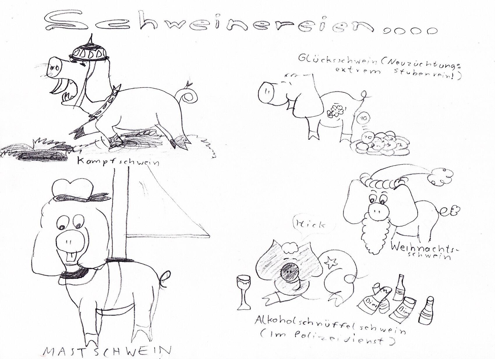 Schweinereien (1994/95)