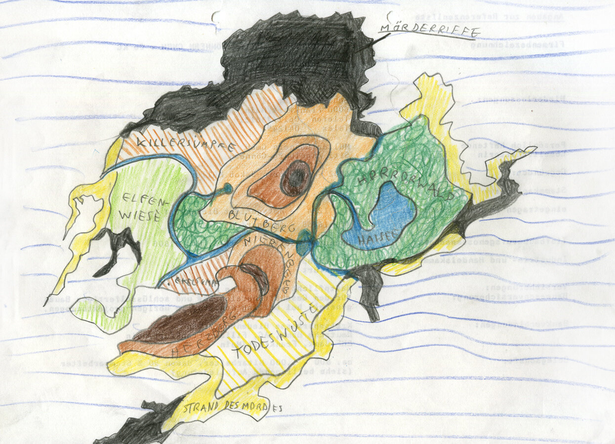 Insel Karte (1994)