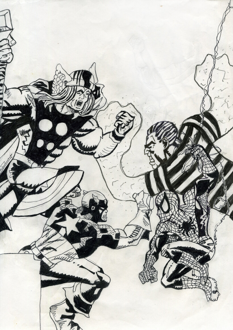 Marvel Helden (07/1995?)