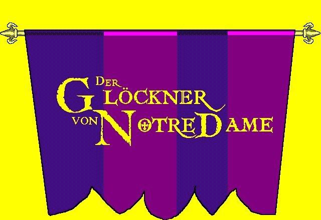 Der Glöckner von Notre Dame Hintergrundbild, Paint (1996?)