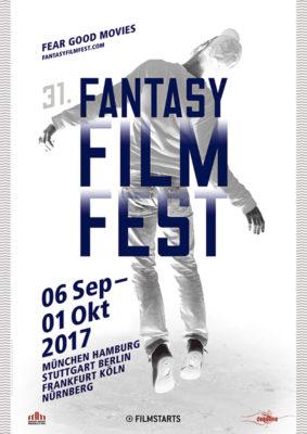 Fantasy Filmfest Plakat 2017