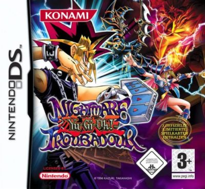 Yu-Gi-Oh! - Nightmare Troubadour