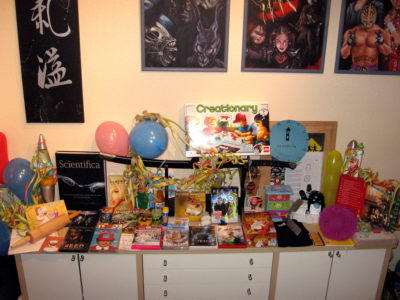 Janinas Geburtstag 2009