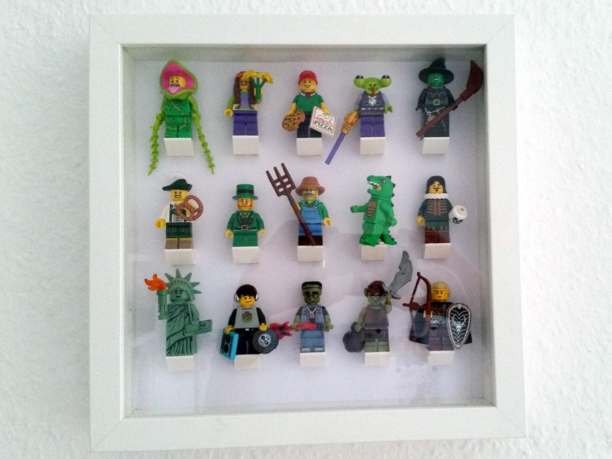 Lego Minifig Sammlung