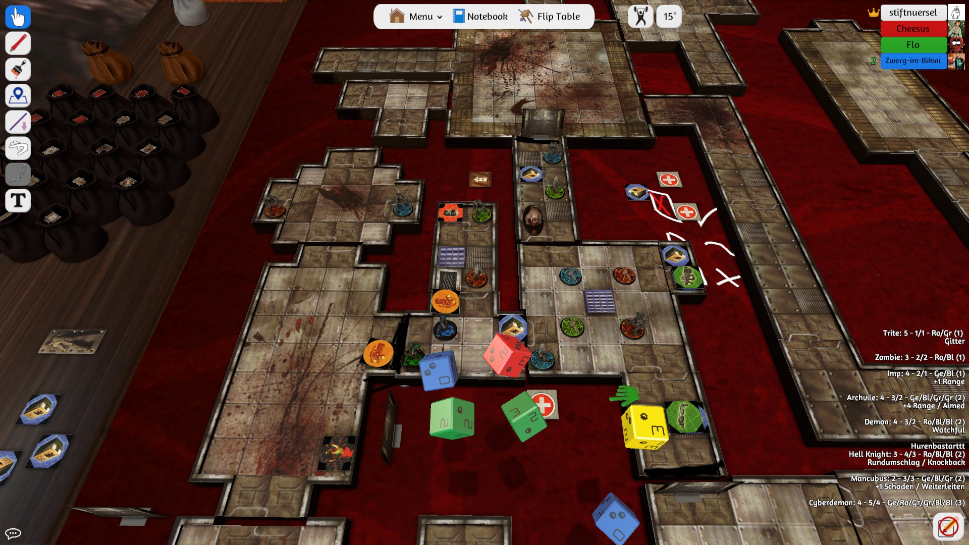 Tabletop Simulator: DOOM