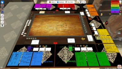 Tabletop Simulator: D&D